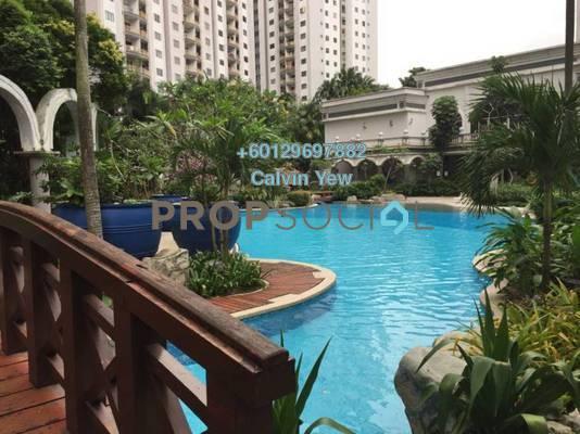 Condominium For Rent in Sri Putramas I, Dutamas Freehold Unfurnished 3R/2B 1.5k