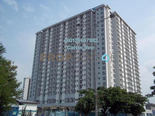 Condominium For Rent in Residensi Laguna, Bandar Sunway Freehold Semi Furnished 3R/2B 1.6k