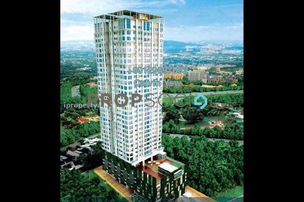 Apartment For Rent in 6 Ceylon, Bukit Ceylon Leasehold Semi Furnished 3R/2B 4.8k