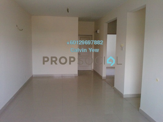Condominium For Sale in Kinrara Mas, Bukit Jalil Freehold Unfurnished 3R/2B 400k