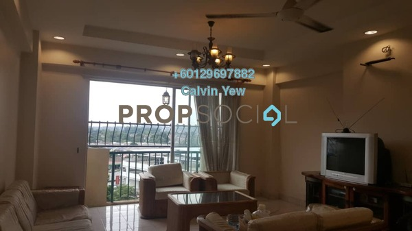 Condominium For Sale in Casa Villa, Kajang Freehold Unfurnished 3R/2B 300k