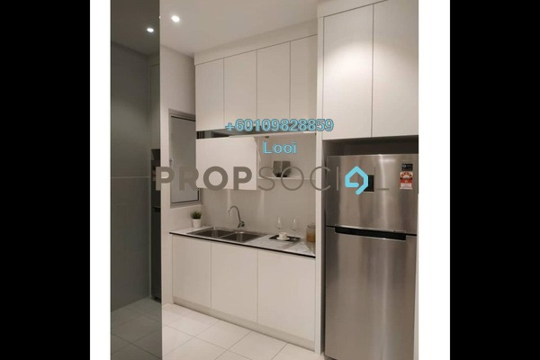 Condominium For Rent in PV18 Residence, Setapak Freehold Semi Furnished 3R/3B 1.85k