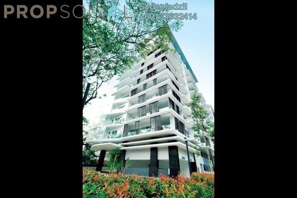 Condominium For Rent in 7 U Thant, Ampang Hilir Freehold Semi Furnished 4R/5B 13k