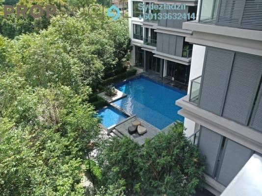 Condominium For Rent in Rimbun, Ampang Hilir Freehold Semi Furnished 5R/5B 18k