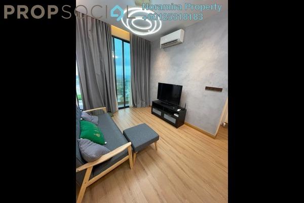 Condominium For Sale in Maple Residences, Bandar Bestari Freehold Fully Furnished 2R/2B 550k