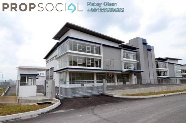 Factory For Sale in Taman Perindustrian Putra Permai, Seri Kembangan Leasehold Unfurnished 0R/6B 7.3m