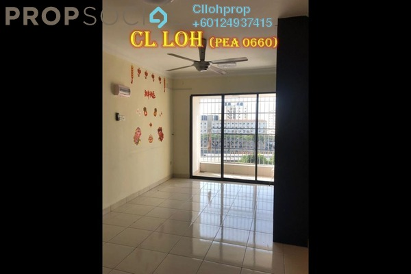 Apartment For Sale in Serina Bay, Jelutong Freehold Unfurnished 3R/2B 360k