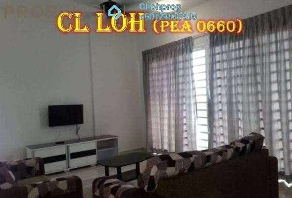 Condominium For Sale in Fiera Vista, Sungai Ara Freehold Fully Furnished 3R/2B 690k