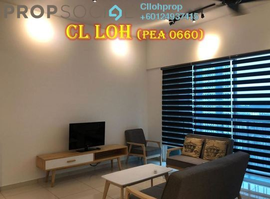 Condominium For Rent in One Imperial, Sungai Ara Freehold Fully Furnished 3R/2B 1.8k