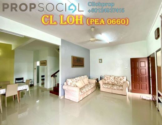 Terrace For Sale in Island Glades, Green Lane Freehold Semi Furnished 5R/3B 1.5m