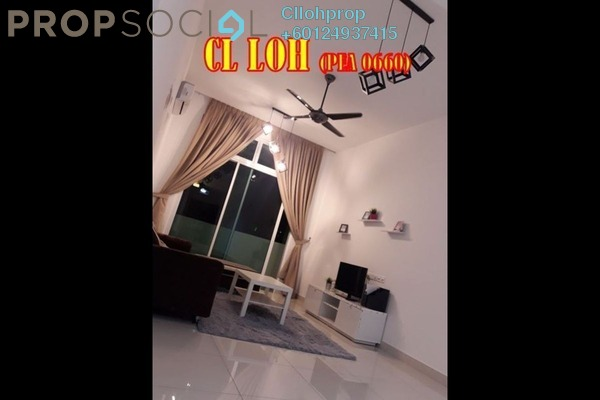 Condominium For Rent in Setia Tri-Angle, Sungai Ara Freehold Fully Furnished 3R/2B 1.45k