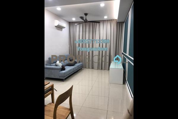 Condominium For Rent in Molek Regency, Johor Bahru Freehold Fully Furnished 2R/2B 3.5k
