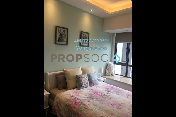 Condominium For Rent in R&F Princess Cove, Johor Bahru Freehold Fully Furnished 2R/2B 2k