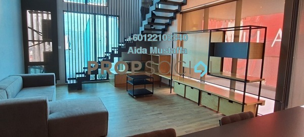 Semi-Detached For Rent in Changkat Kiara Surya, Dutamas Freehold Fully Furnished 5R/5B 9k