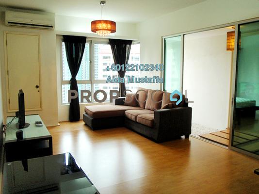 Condominium For Rent in i-Zen Kiara I, Mont Kiara Freehold Fully Furnished 2R/2B 2.9k