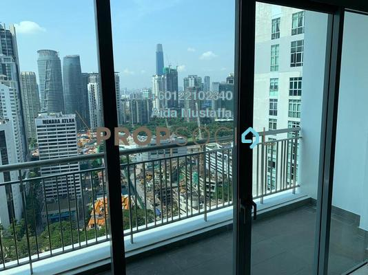 Condominium For Rent in Hampshire Residences, KLCC Freehold Fully Furnished 3R/5B 7.5k