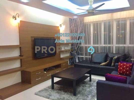 Condominium For Rent in Mont Kiara Meridin, Mont Kiara Freehold Fully Furnished 4R/3B 5k