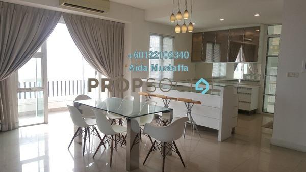 Condominium For Rent in Flora Murni, Mont Kiara Freehold Semi Furnished 3R/4B 8k