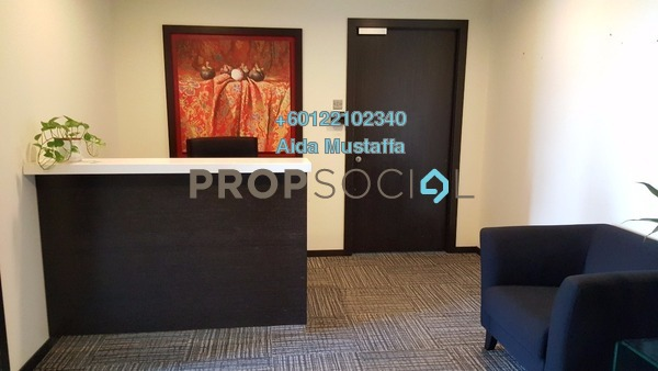 Office For Rent in One Mont Kiara, Mont Kiara Freehold Fully Furnished 0R/0B 23.5k