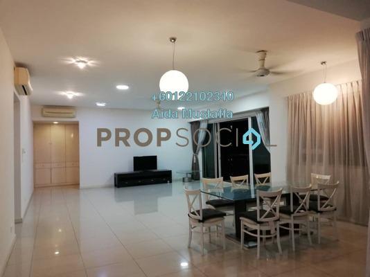 Condominium For Rent in Mont Kiara Banyan, Mont Kiara Freehold Fully Furnished 4R/4B 6.5k