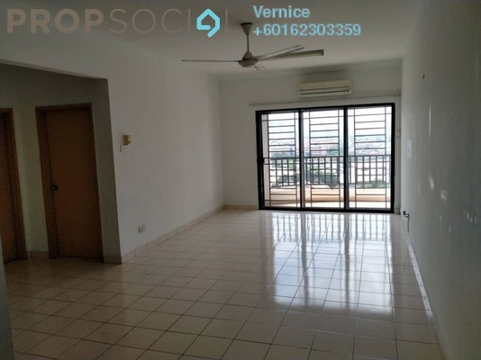 Condominium For Rent in Sri Putramas I, Dutamas Freehold Semi Furnished 3R/2B 1.3k