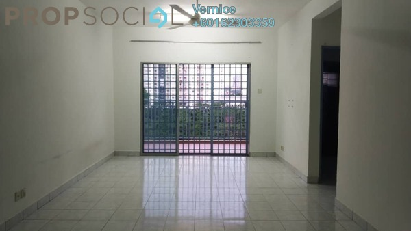 Condominium For Rent in Vista Amani, Bandar Sri Permaisuri Freehold Semi Furnished 3R/2B 1.45k