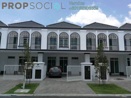Terrace For Sale in Eco Majestic, Semenyih Freehold Unfurnished 4R/4B 858k