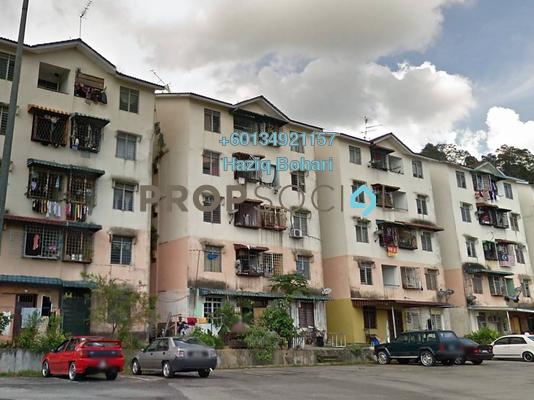 Apartment For Sale in Taman Setia Jaya, Rawang Freehold Unfurnished 3R/2B 105k