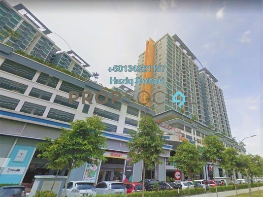 Apartment For Sale in Vista Alam, Shah Alam Freehold Semi Furnished 2R/2B 380k