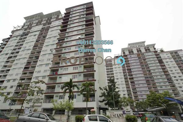 Condominium For Rent in Vista Amani, Bandar Sri Permaisuri Freehold Semi Furnished 4R/2B 1.4k