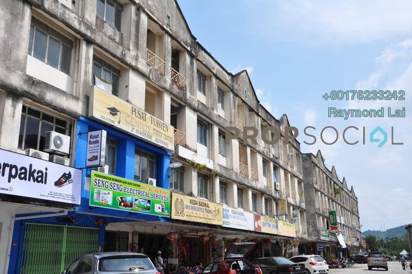 Shop For Sale in Bukit Sentosa 1, Bukit Beruntung Leasehold Unfurnished 0R/4B 700k