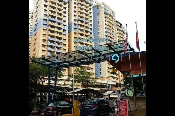 Condominium For Rent in Vista Komanwel, Bukit Jalil Freehold Semi Furnished 3R/2B 1.3k