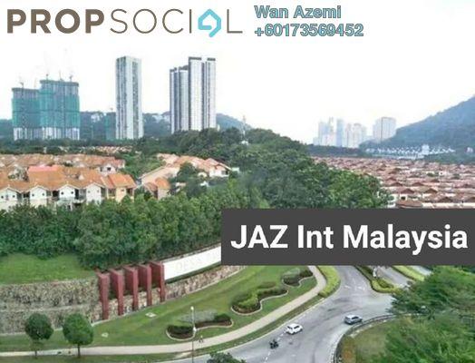 Apartment For Sale in Plaza Medan Putra, Bandar Menjalara Freehold Semi Furnished 2R/2B 286k