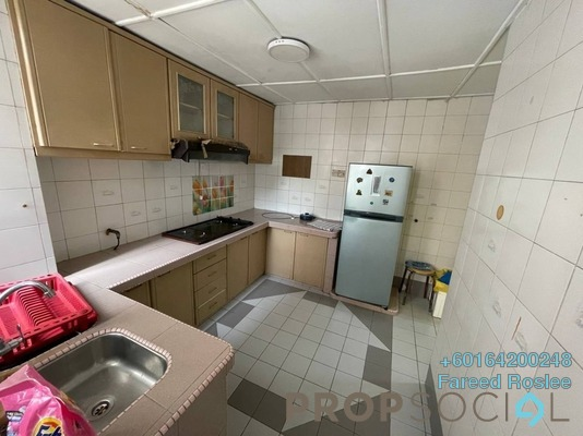 Apartment For Sale in Casa Ria, Cheras Freehold Semi Furnished 3R/2B 410k
