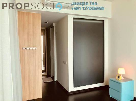 Condominium For Sale in The Leafz, Sungai Besi Freehold Semi Furnished 2R/2B 590k