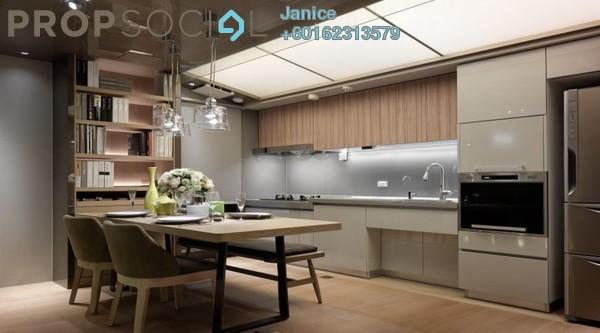 Condominium For Sale in Jalan Bangsar, Kuala Lumpur Freehold Semi Furnished 3R/2B 634k