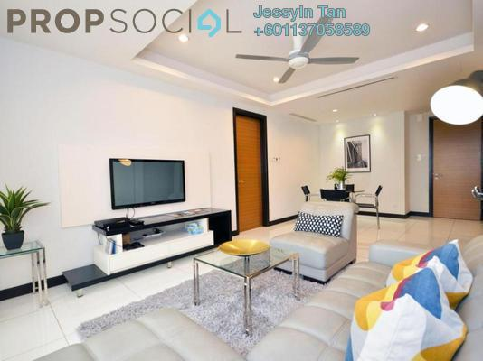 Condominium For Rent in Casa Residency, Pudu Freehold Fully Furnished 2R/2B 2.3k