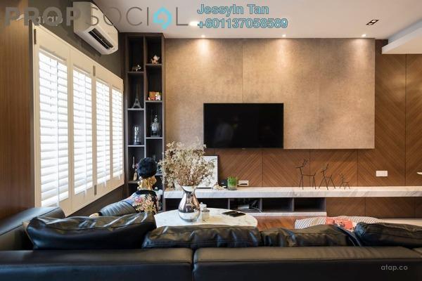 Condominium For Rent in Casa Desa, Taman Desa Freehold Fully Furnished 3R/2B 2.3k