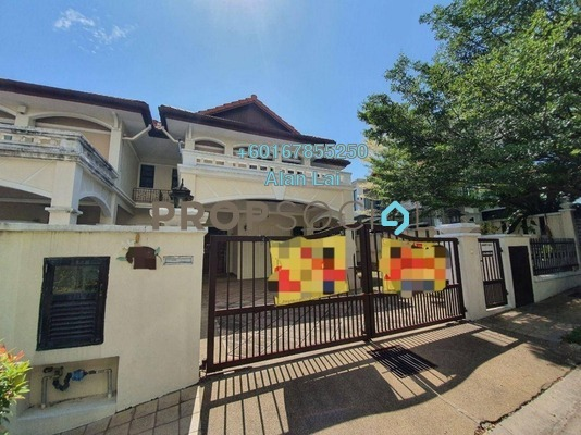 Semi-Detached For Rent in Jalil Sutera, Bukit Jalil Freehold Fully Furnished 7R/7B 8k