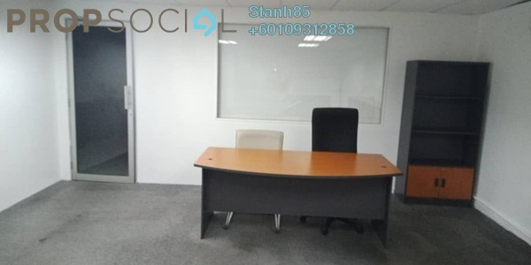 Office For Rent in Dataran De Palma, Ampang Freehold Semi Furnished 0R/1B 1.95k