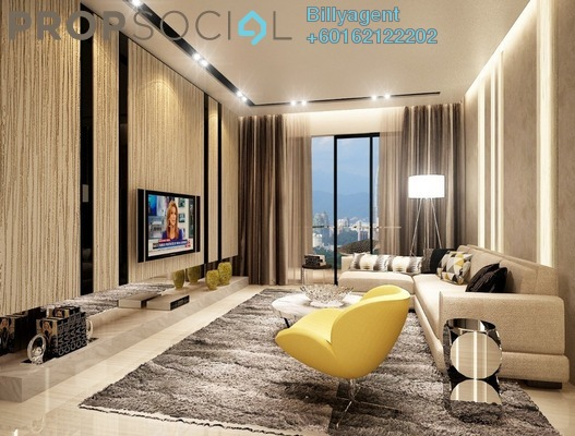 Condominium For Sale in Brezza One Residency, Ampang Jaya Freehold Unfurnished 3R/3B 698k