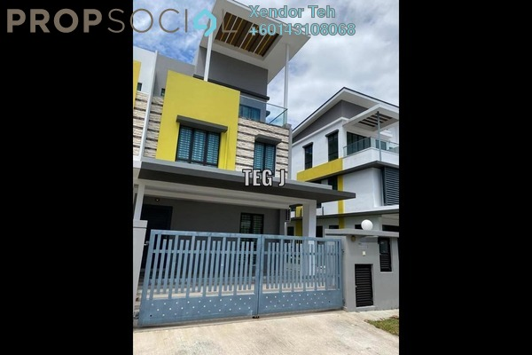 Terrace For Sale in Sunsuria 7th Avenue, Setia Alam Freehold Unfurnished 5R/5B 1.4m