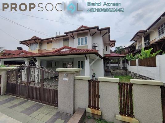 Semi-Detached For Sale in Taman Desa Baru 1, Bandar Sungai Long Freehold Semi Furnished 4R/3B 990k