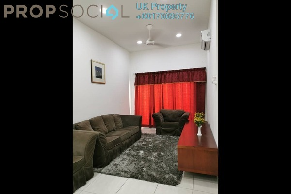 Serviced Residence For Rent in BSP 21, Bandar Saujana Putra Freehold Fully Furnished 3R/2B 1.5k