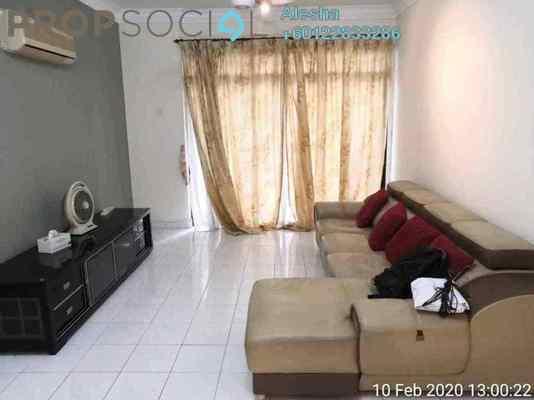 Condominium For Sale in Mutiara Oriental, Tropicana Freehold Unfurnished 2R/1B 500k