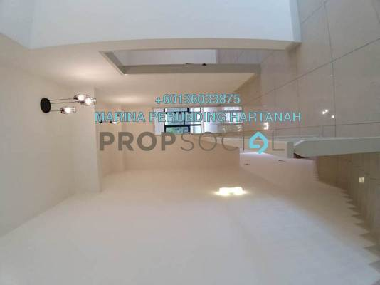Townhouse For Rent in N'Dira Townhouse, 16 Sierra Freehold Fully Furnished 4R/3B 3.8k