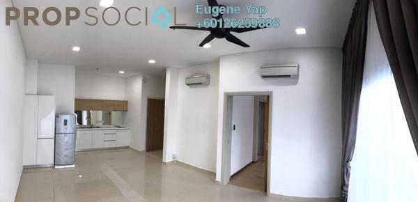 Serviced Residence For Rent in Plaza Arkadia, Desa ParkCity Freehold Semi Furnished 1R/1B 2.2k