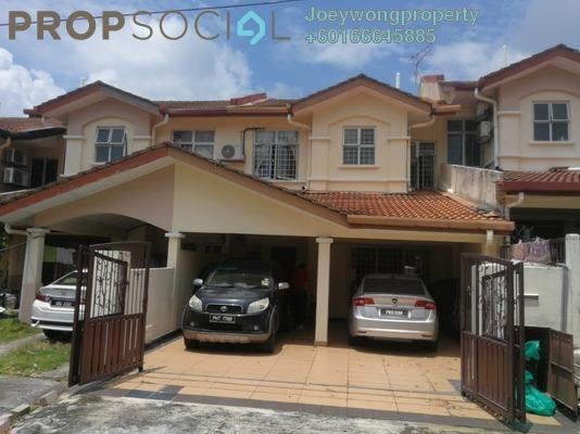 Terrace For Sale in Pusat Bandar Putra Permai, Bandar Putra Permai Freehold Semi Furnished 4R/3B 590k