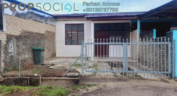 Teres Untuk dijual di Kota Kenari, Kulim Freehold Semi Furnished 3R/2B 209Ribu