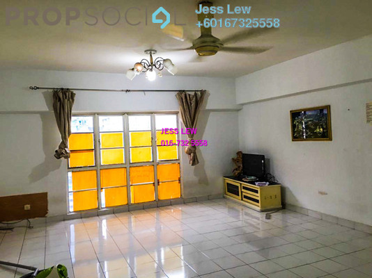 Condominium For Rent in Sri Emas, Pudu Freehold Fully Furnished 3R/2B 2.5k